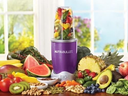 [Эксклюзив] NutriBullet 600 Вт фиолетовый