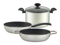Базовый набор посуды из 4 предметов Green Planet