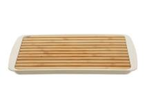 Бамбуковая доска с поддоном  Brava