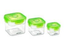 Вакуумные контейнеры для хранения 3 шт. MultiFresh