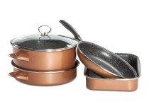 Набор посуды Grande CopperLUX