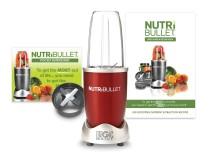 NutriBullet 600 Вт (красный) Nutribullet