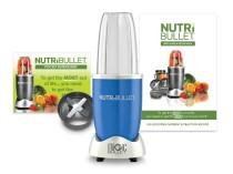 NutriBullet 600 Вт (голубой)