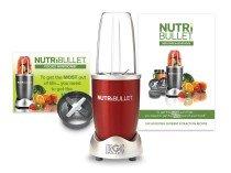 NutriBullet 600 Вт (красный)