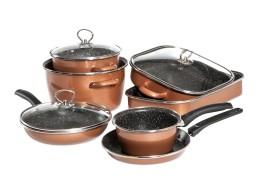 Набор посуды Mega CopperLUX