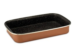 Форма для выпечки 40x25 см Stone Legend CopperLUX