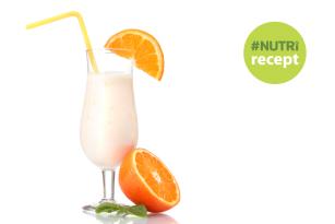 Цитрусово-йогуртовый шейк в NutriBullet