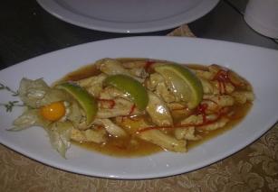 Курица по-индонезийски
