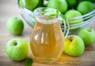 Компот из свежих яблок или груш