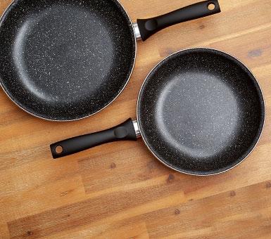 Stone Legend набор сковородок