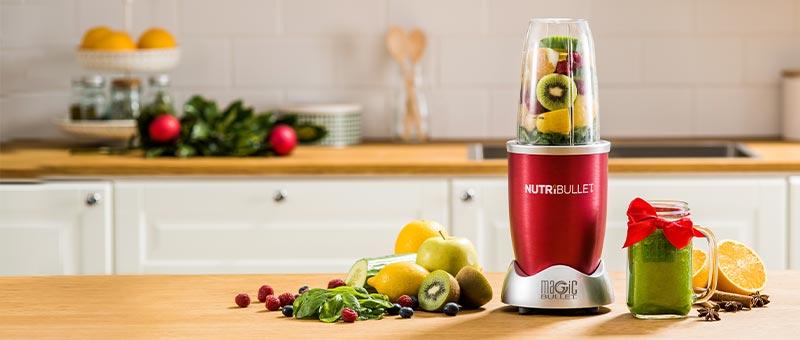 Красный NutriBullet (600 Вт)