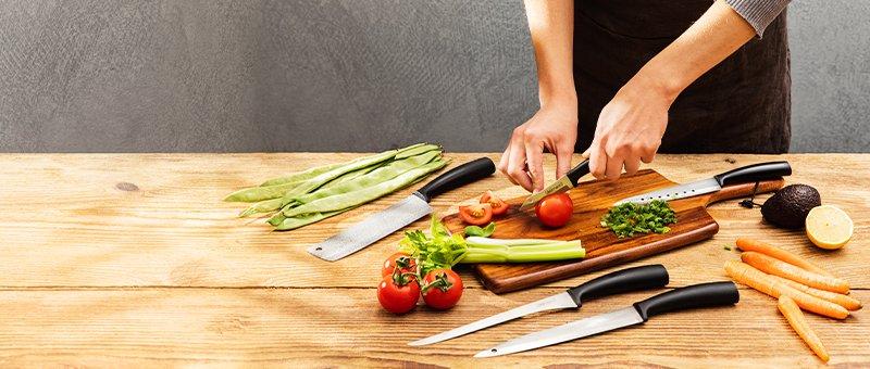 Набор ножей Brava