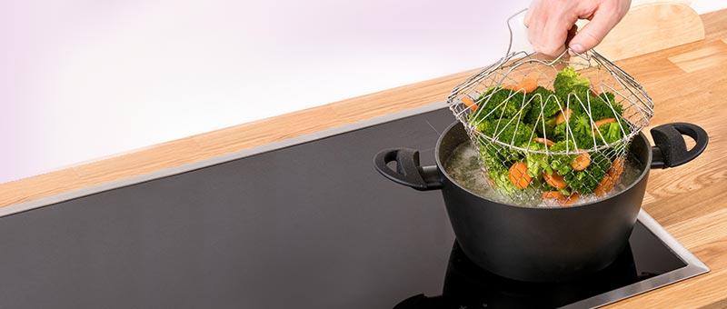 Корзинка для приготовления пищи Brava