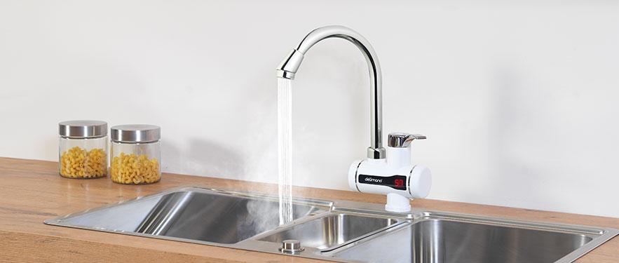 Цифровой мгновенный водонагреватель Pro