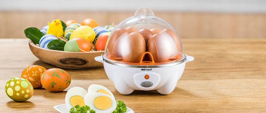 Яйцеварка Pro: удобно, быстро, экономно