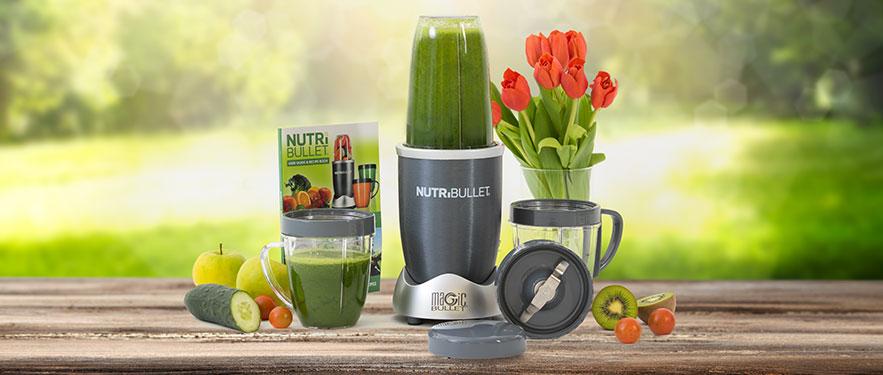 Расцветайте весной с NutriBullet!