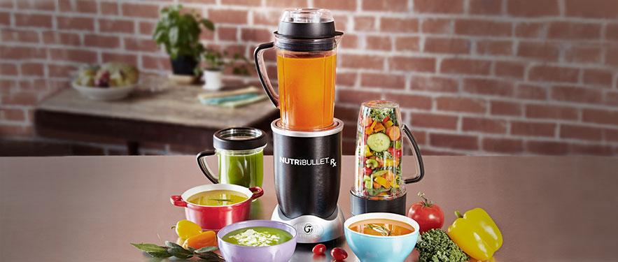 NutriBullet RX - король здорового питания!