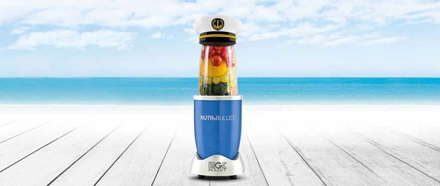 Готовьтесь к лету с NutriBullet!