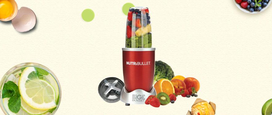Расцветайте с NutriBullet!