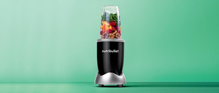 Кухонный процессор NutriBullet 600 Вт Черный
