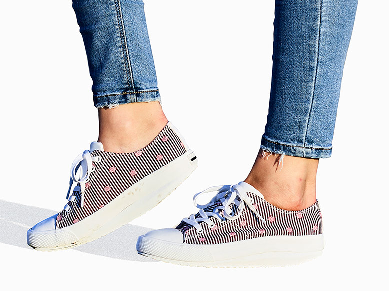 Walkmaxx Trend Leisure Shoes Print